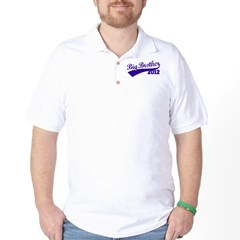Big Brother 2012 Golf Shirt