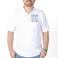 Pi to 1001 Digits Golf Shirt