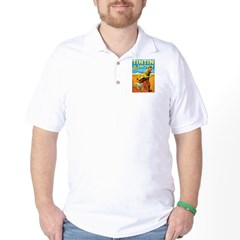 Tintin & Snowy Golf Shirt