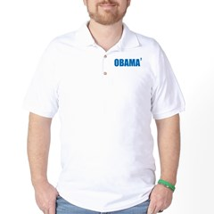 Obama Squared Golf Shirt
