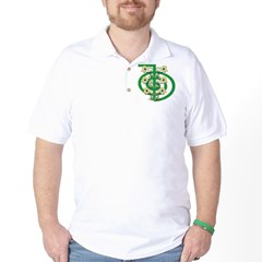 Cho Ku Rei Power Golf Shirt