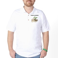 scienceisawesome1 Golf Shirt