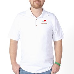 RC-Helis Golf Shirt