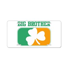 BIG BROTHER (Irish) Aluminum License Plate