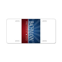 Bachmann - Ray of Hope Design Aluminum License Plate