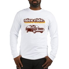 Nice Ride Long Sleeve T-Shirt