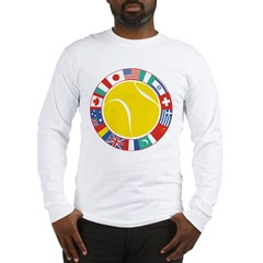Tennis World Long Sleeve T-Shirt