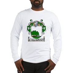 Callaghan Coat of Arms Long Sleeve T-Shirt