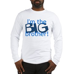 Big Brother Long Sleeve T-Shirt