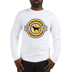 golden t Long Sleeve T-Shirt