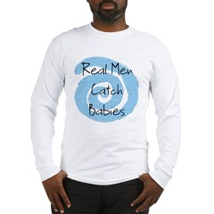 RealMen.jpg Long Sleeve T-Shirt