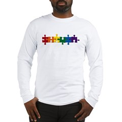 GayPuzzle Long Sleeve T-Shirt