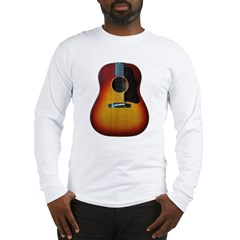 Gibson J-45 guitar Long Sleeve T-Shirt