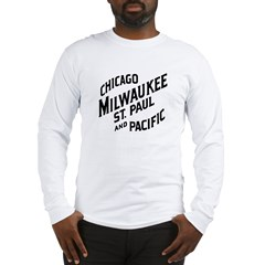 Milwaukee Road 1 Long Sleeve T-Shirt