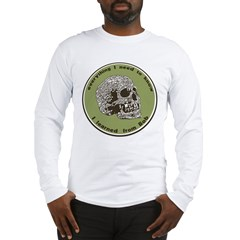 Bobs Skull Long Sleeve T-Shirt