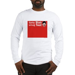 tonyblairlasttee Long Sleeve T-Shirt