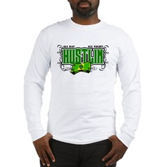 Hustlin' Long Sleeve T-Shirt