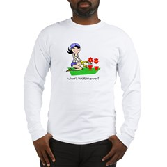garden therapy Long Sleeve T-Shirt
