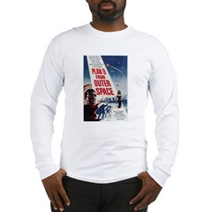 $19.99 Plan 9 from Outer Space Long Sleeve T-Shirt