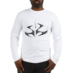 hitman logo shirt Long Sleeve T-Shirt
