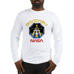 STS-121 NASA Long Sleeve T-Shirt
