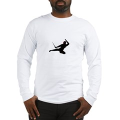 Flying Ninja Long Sleeve T-Shirt