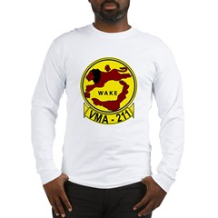 VMA 211 Avengers Long Sleeve T-Shirt