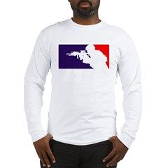Major League Huntin... Long Sleeve T-Shirt