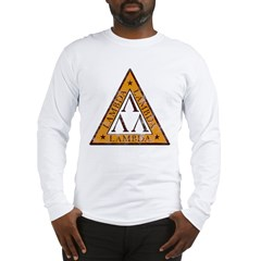 Revenge Of The Nerds - Lambda Lambda Lambda Long Sleeve T-Shirt