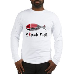 Stank Fish Long Sleeve T-Shirt