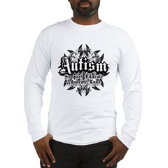 Autism-Tribal-2 Long Sleeve T-Shirt