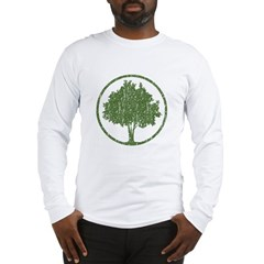 Vintage Tree Long Sleeve T-Shirt