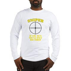 sniper Long Sleeve T-Shirt