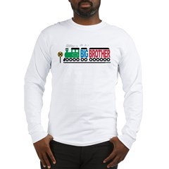 Big Brother Train Long Sleeve T-Shirt