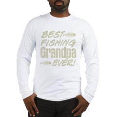 fishgrandpatan Long Sleeve T-Shirt