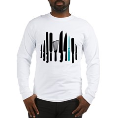 knives and such Long Sleeve T-Shirt