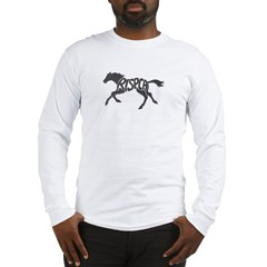 Organic Cotton Tee Long Sleeve T-Shirt