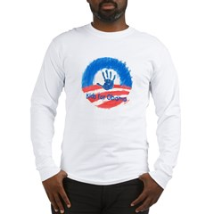 Kids for Obama Long Sleeve T-Shirt