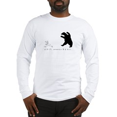 Exit, Pursued By A Bear - Long Sleeve T-Shirt