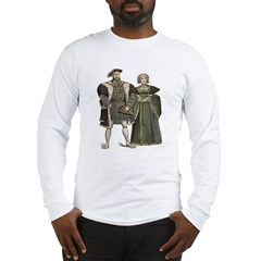 Tudor Fashion Long Sleeve T-Shirt