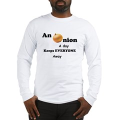 Onion A Day Long Sleeve T-Shirt