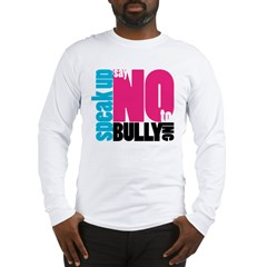 2-NoBullying Long Sleeve T-Shirt