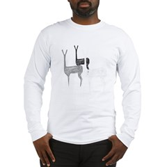 deer_cafe Long Sleeve T-Shirt