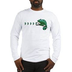 Comma Chameleon Long Sleeve T-Shirt