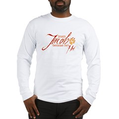 Team Jacob he's ho Long Sleeve T-Shirt