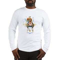 Mary Immaculate Heart Long Sleeve T-Shirt