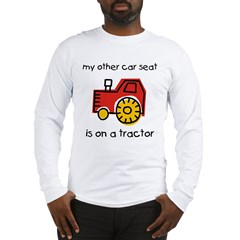 My Car Sea Long Sleeve T-Shirt