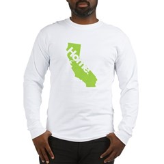 Home - California Long Sleeve T-Shirt