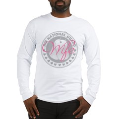 ANG Wife Long Sleeve T-Shirt