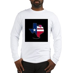 ILY Texas Long Sleeve T-Shirt